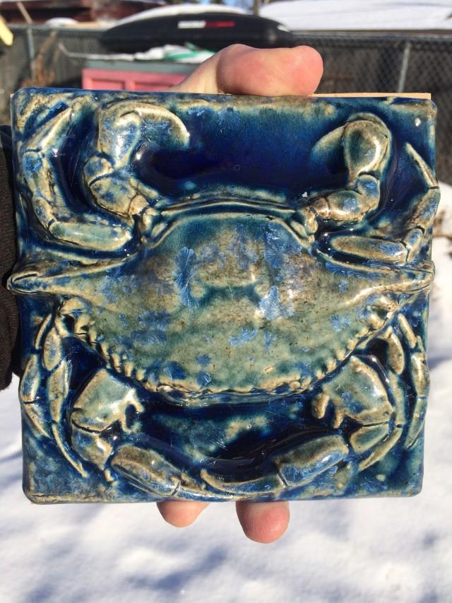 Crab Tile
